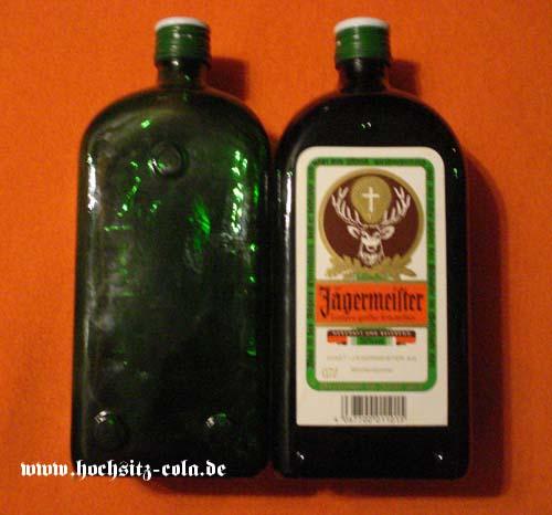 Jägermeister Flaschenascher