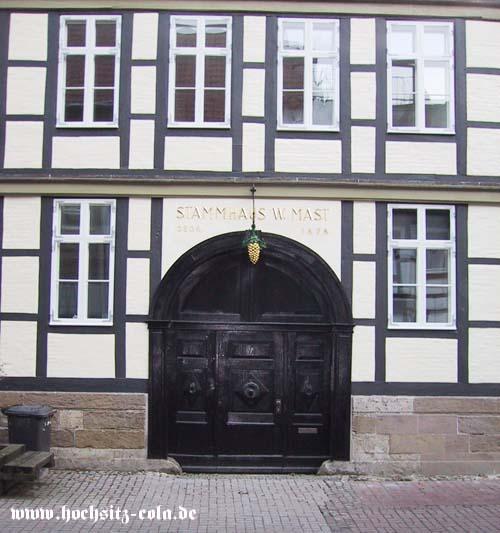Mast Jägermeister Stammhaus