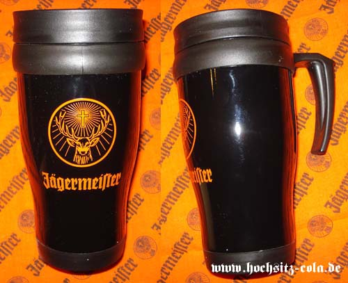 jägermeister thermobecher