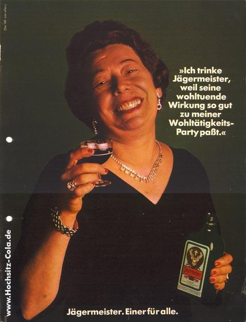 169 Ich trinke Jägermeister weil