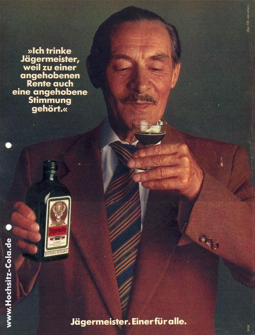 170 Ich trinke Jägermeister, weil