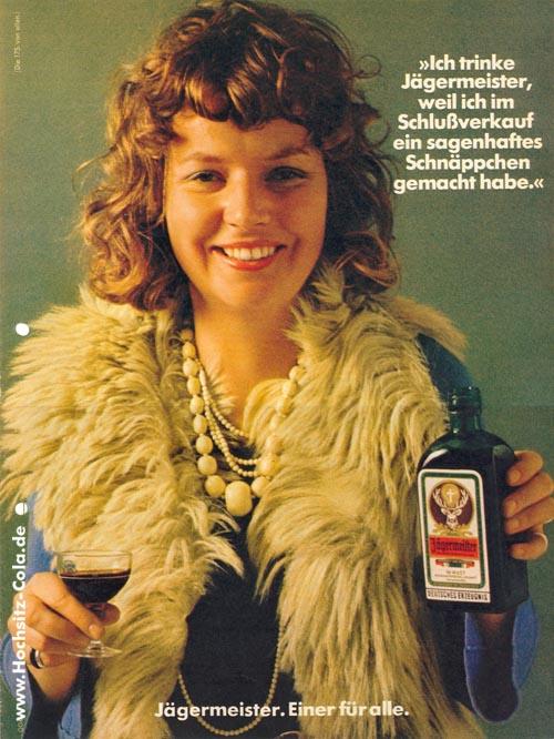 175 Ich trinke Jägermeister