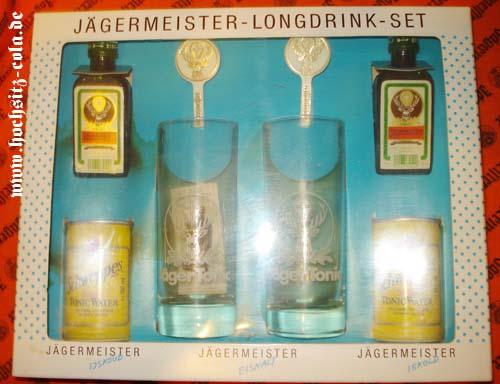 Jägermeister Longdrink-Set JägerTonic