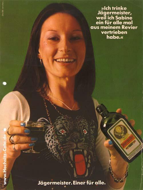 230 Ich trinke Jägermeister weil