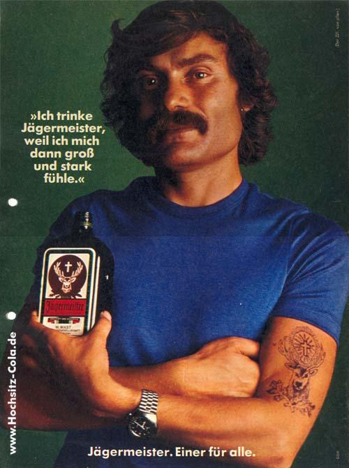 231 Ich trinke Jägermeister weil
