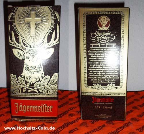 Jägermeister Geschenkkarton