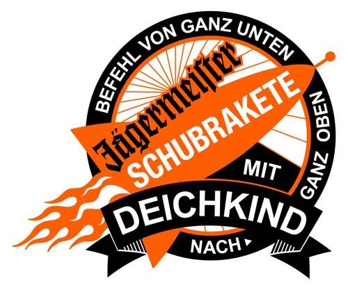 Jägermeister Schubrakete