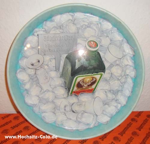 jägermeister tablett blech holland