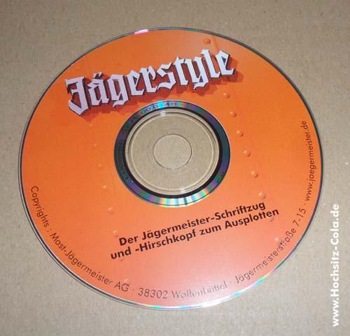 jägerstyle cd rom DTM 2000