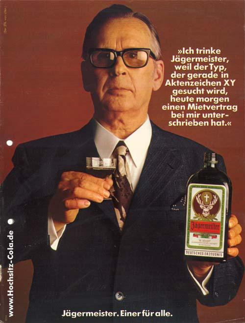 276 Ich trinke Jägermeister, weil Mieter Mietvertrag Aktenzeichen XY