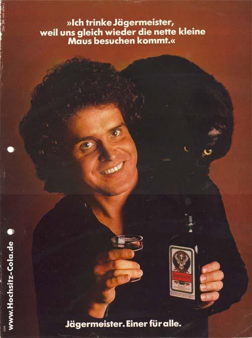 286 Ich trinke Jägermeister, weil, süße Maus