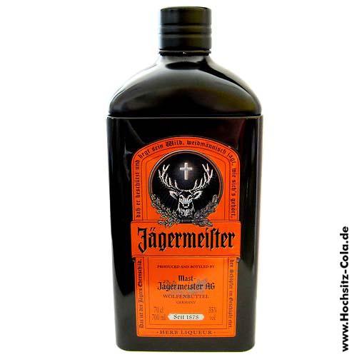 Jägermeister Blechdose