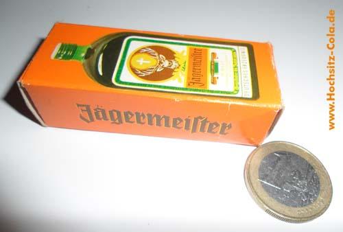 Jägermeister KArton Kaufmannsladen