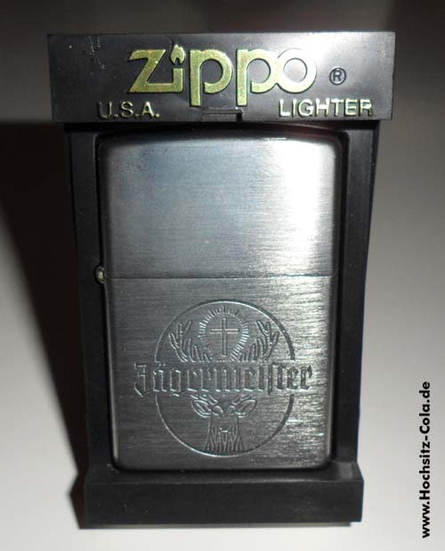 Jägermeister Zippo #2