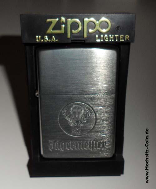 Jägermeister Zippo #3