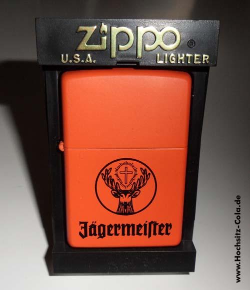 Jägermeister Zippo #4