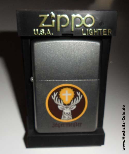 Jägermeister Zippo #7