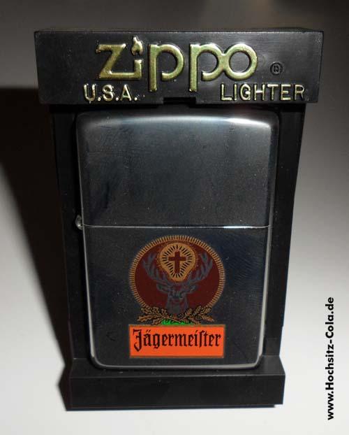 Jägermeister Zippo #8