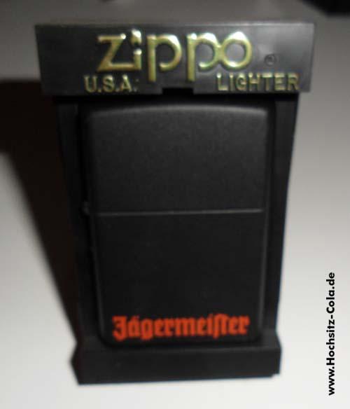 Jägermeister Zippo #9