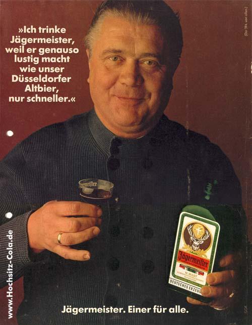 Altbier Jägermeister
