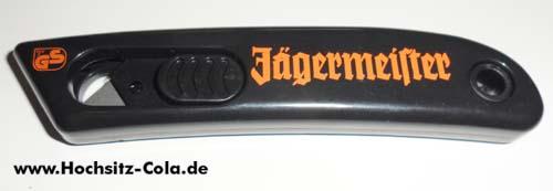 cutter Jägermeister