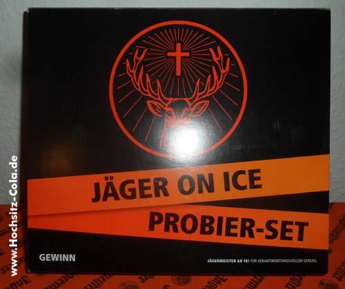 Jäger on Ice Probierset