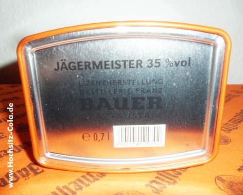 Mini Kühlschrank Jägermeister : Hochsitz cola u2013 die jägermeistersammlung von kle » jägermeister