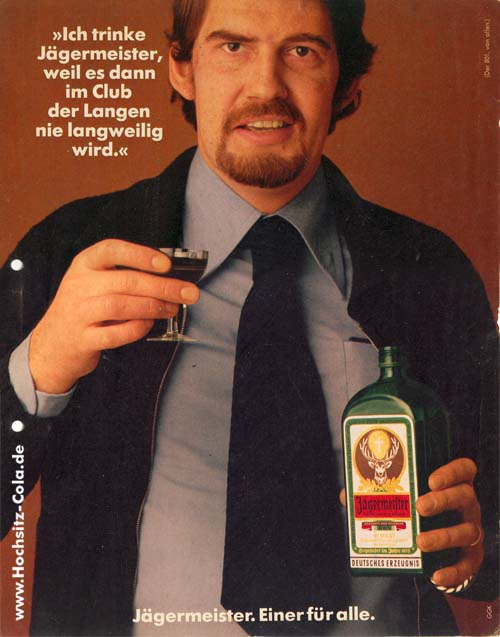 Club der Langen Jägermeister