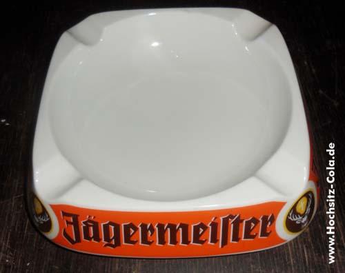 Jägermeister Stammtischaschenbecher Fischer