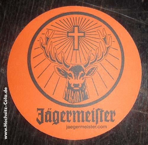 Jägermeister Untersetzer/Bierfilz #6