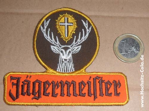 Jägermeister Patch/Aufnäher #2
