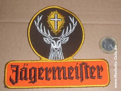 Jägermeister Patch/Aufnäher #3