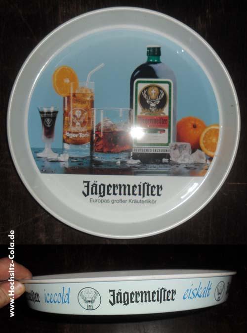 Jägermeister Tablett #4
