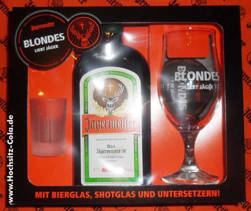 Blondes liebt Jäger