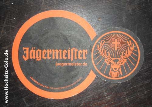 Jägermeister Untersetzer/Bierfilz #13