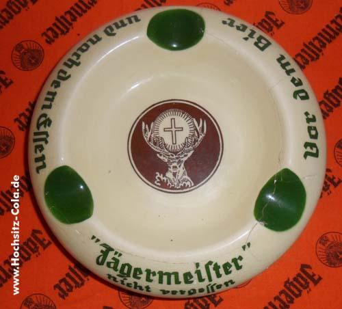Jägermeister Zigarrenaschebecher