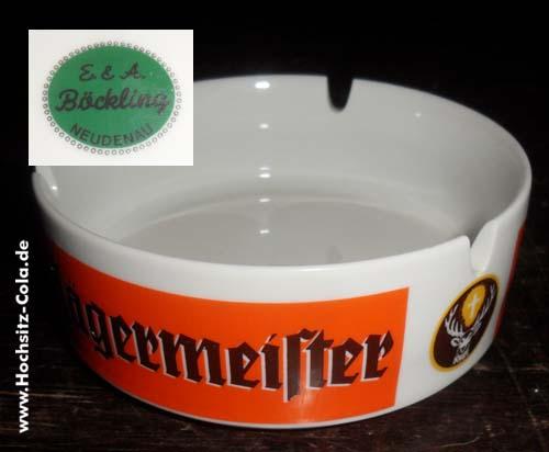 Jägermeister Steingutaschenbecher #2