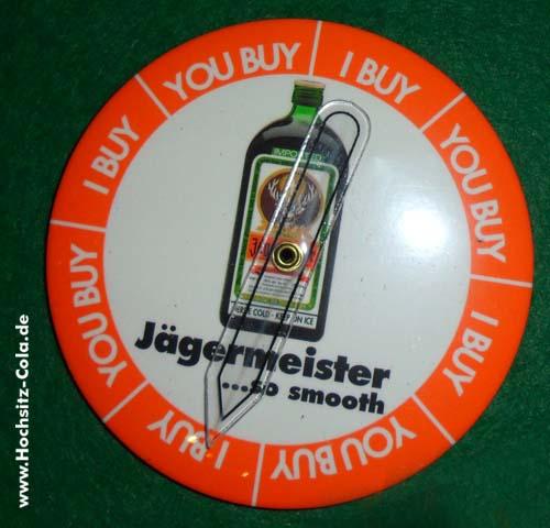 Jägermeister Button #1