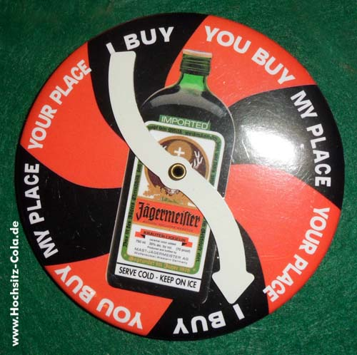 Jägermeister Button #3