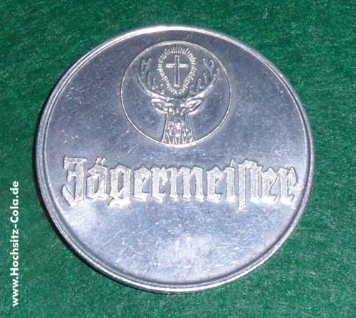 Jägermeister Getränkebon / Jeton #2