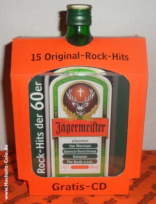Jägermeister Rock Hits der 60er