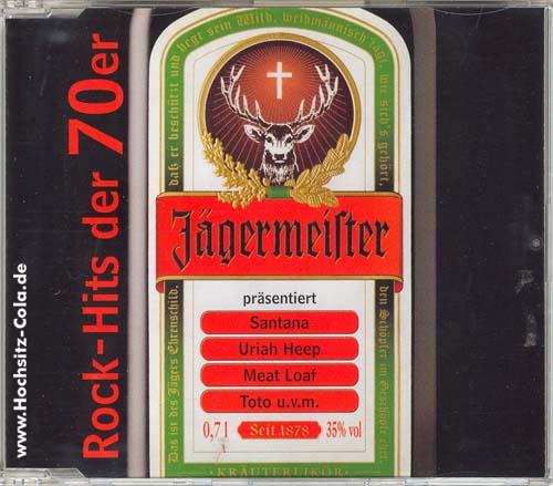 Jägermeister Rock Hits der 70er