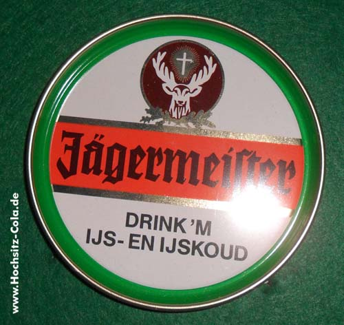 Jägermeister Untersetze #14