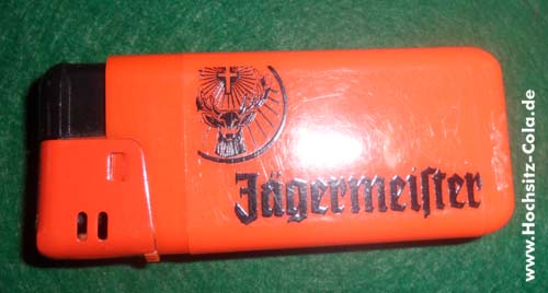Jägermeister Einweg Feuerzeug #4