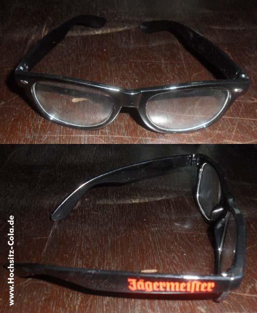 Jägermeister Nerdbrille