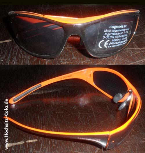 Jägermeister Sonnenbrille #4