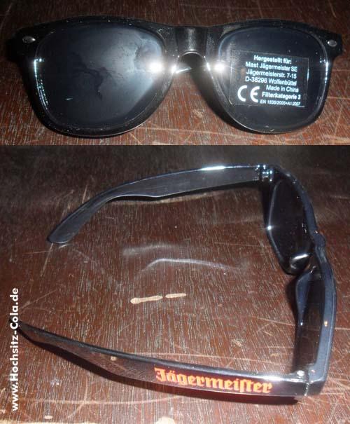 Jägermeister Sonnenbrille #6