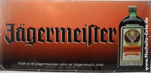 Jägermeister Banner USA