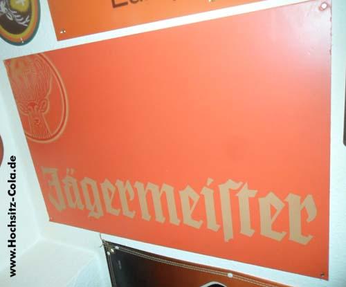 Jägermeister Schild #2