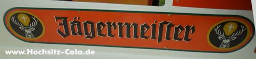 Jägermeister Schild #3
